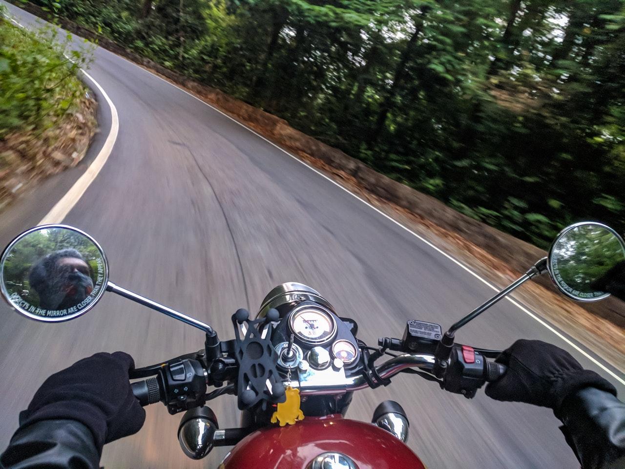 Quelle indemnisation pour le motard, en cas d'accident de moto?
